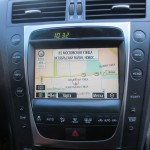 Lexus GS 300 Карта