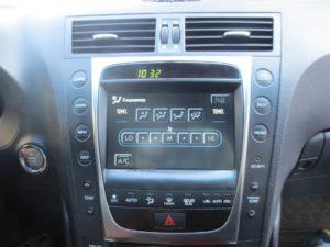 Lexus GS 300 Климат
