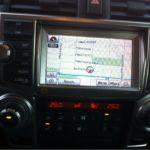 Toyota 4 Runner Карта Навигации